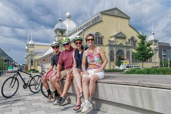 Visite en vélo du meilleur d'Ottawa
