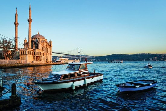 Istanbul Day Tour from Marmaris with...