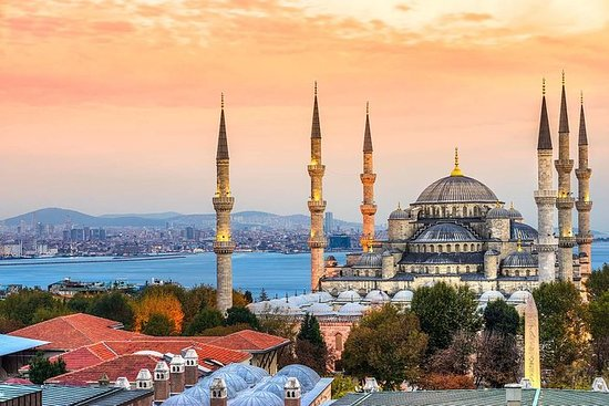 Istanbul 1-Day Guided Tour from Bodrum...
