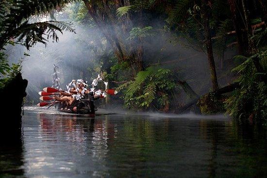Maori Hangi and Cultural Performance...