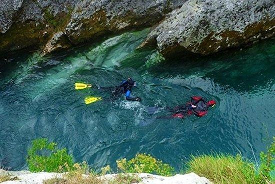 Soca River Snorkel Aktivitet fra Bovec