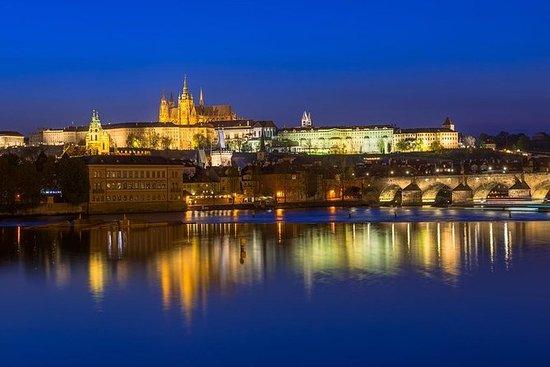 Prague Buffet Dinner Cruise with...
