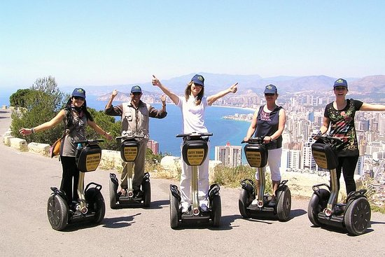Segway Tour of Benidorm with Route...