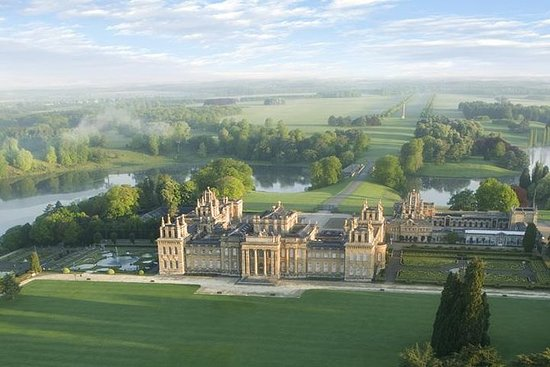 Blenheim Palace and Cotswolds Day...