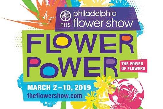 Mostra de flor de Filadélfia