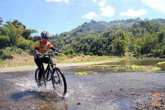 Excursión en bicicleta por la presa...