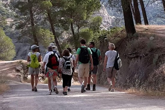 Tageswanderung in Marbella