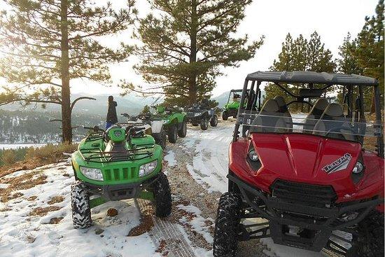 ATV Winter Adventure from Reno