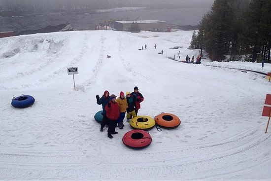Snow Tubing Adventure from Reno