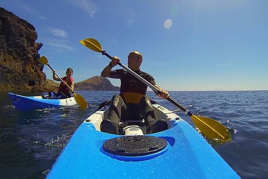 Kayak Tour in Baia D'Abra Madeira