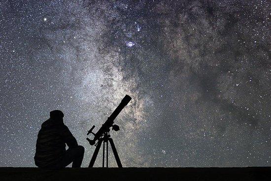 Osservazione delle stelle sul Teide