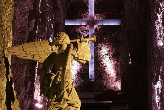 Zipaquira Salt Cathedral Admission...