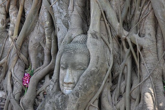 Full-Day Private Tour of Ayutthaya...