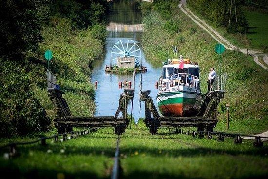 Excursão privada no Canal Elblag...