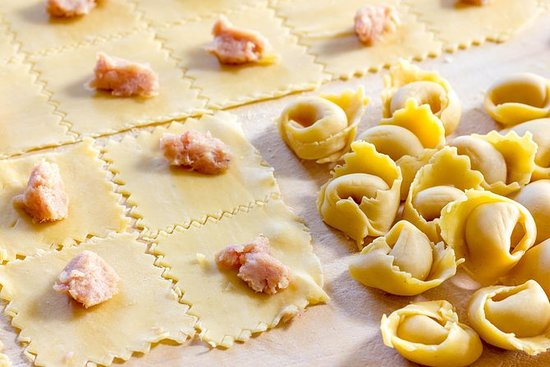 Private Home Made Pasta Cooking Class...