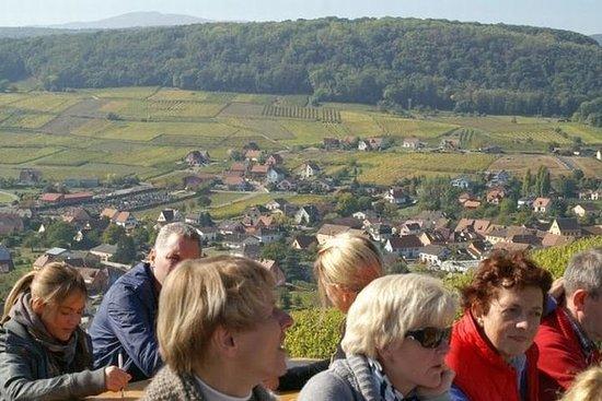 Privat tur: Alsace Villages og Wine...