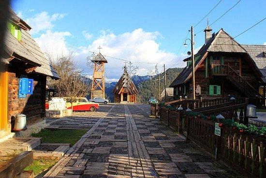 Mokra Gora Drvengrad en Sargan 8 ...