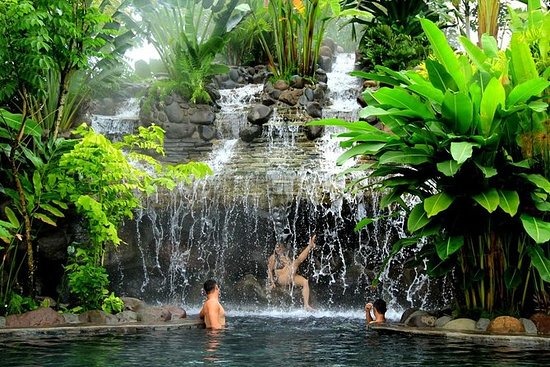 Arenal Volcano & Baldi Hot Springs Fra...