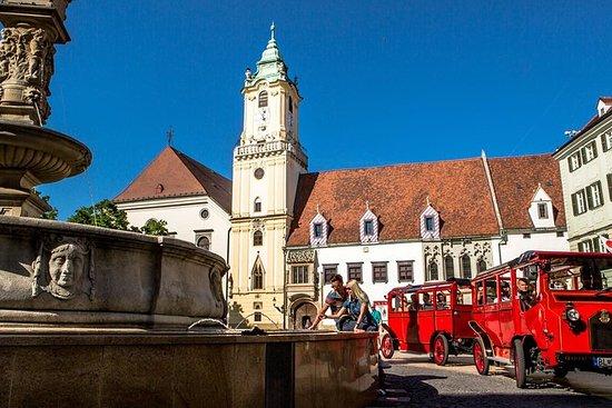 Old Town Trolley Tour i Bratislava