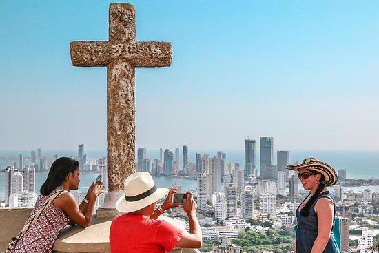 Excursão privada em Cartagena...