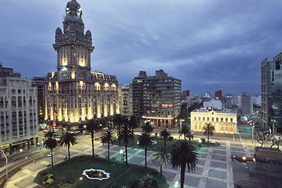 Montevideo hoogtepunten privétour