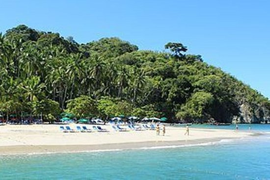 Isla Tortuga desde San José