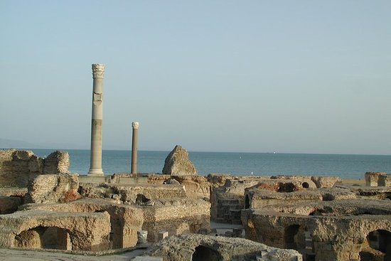 Full-Day Tour naar Carthago, Sidi Bou ...