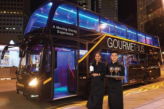 GOURMETbus Dinner Tour con visita a...