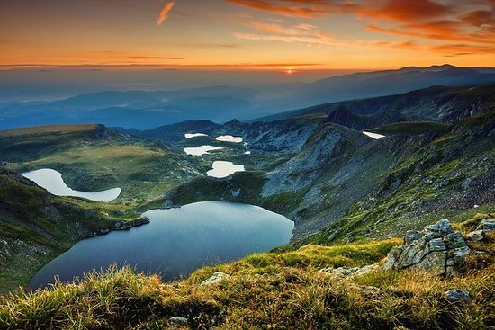 Rila Monastery and 7 Rila Lakes in...