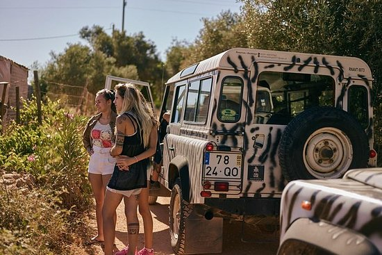 Half Day Jeep Safari Tour from...