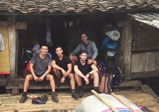 Cao Bang, Вьетнам: Amazing Northeast Vietnam Hard Trekking Tour. Thank you, Mr Horree and friend for traveling with us and always trust in our services. We look forward to welcoming you back soon with new challenges.  Join us now: http://bit.ly/2Q7aNdH