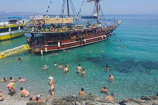 Kusadasi Full Day Boat Trip