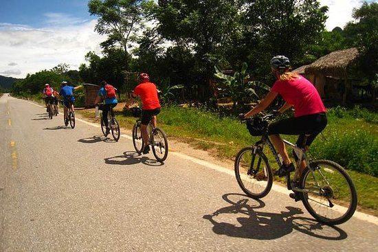 Journée complète à vélo à Yangon
