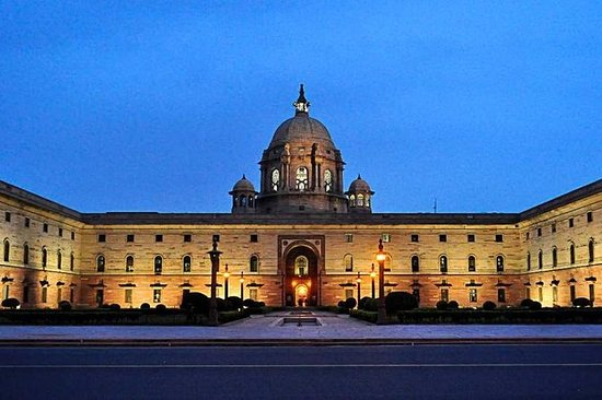Delhi Sightseeing Full-Day Tour with...