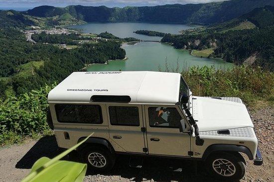 Excursión de medio día en jeep fuera...
