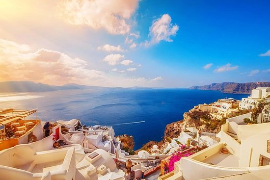Explore Santorini with a local...