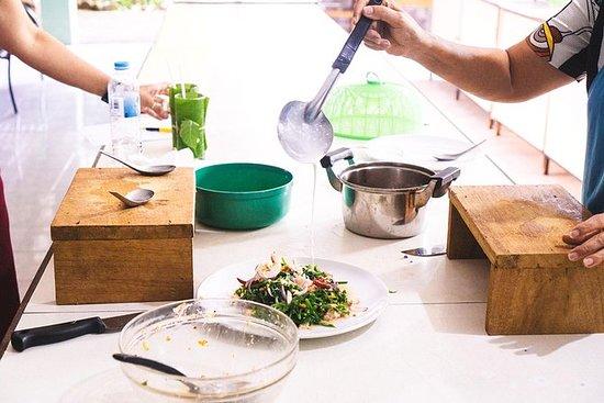 Aprenda a preparar auténtica cocina...