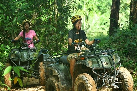 Aventura de bicicleta de Phuket ATV 2...