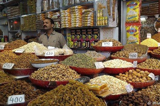 Excursão guiada de meio dia em Old Delhi