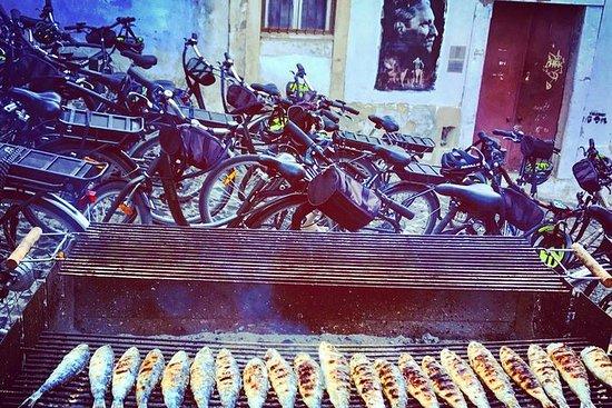 Gå Smak Lisboa med elektrisk sykkel