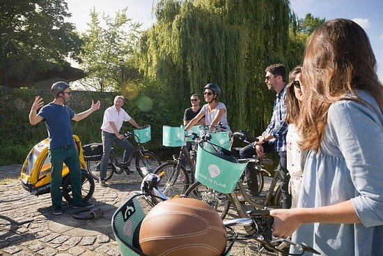 Panorama Tour mit dem E-Bike - Nantes