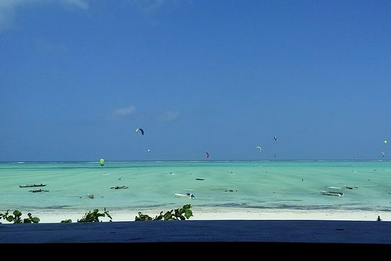 Paje Beach&Blue Lagoonザンジバルの半日ツアーランチが含…