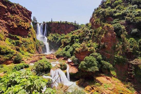 Viagem de um dia às cachoeiras com...