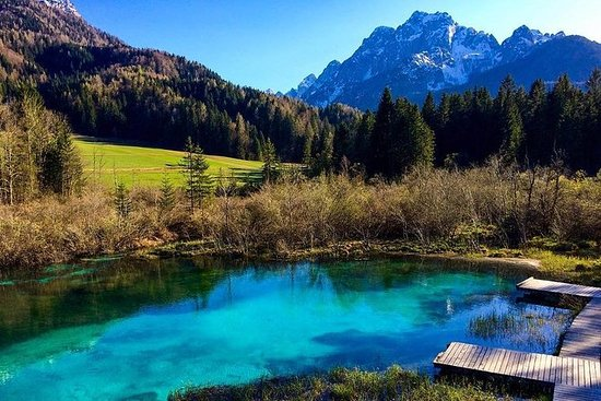 Bled: Triglav National Park Tour