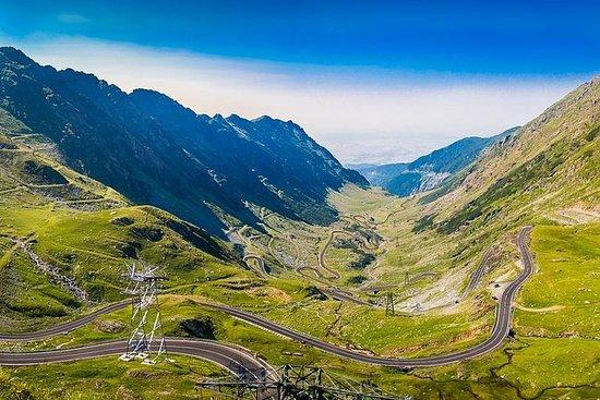 Viaje por carretera Transfagarasan...