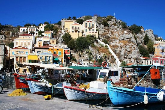 Symi Island Cruise from Rhodes with...