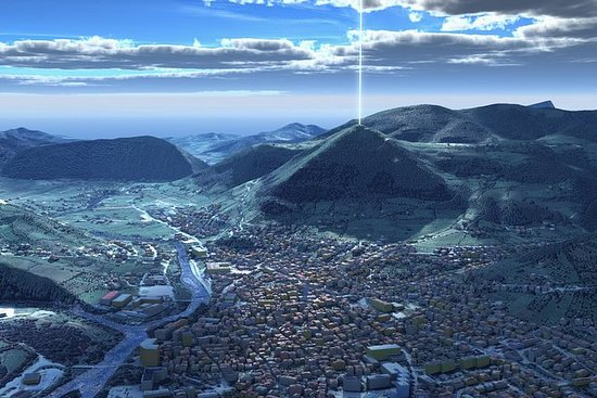 Fra Sarajevo: Bosniske pyramider...