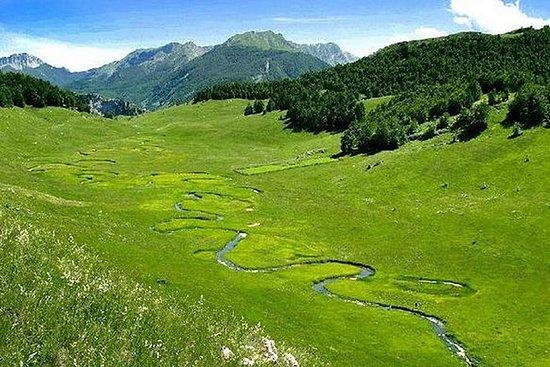 サラエボから:オリンピック山脈ツアー