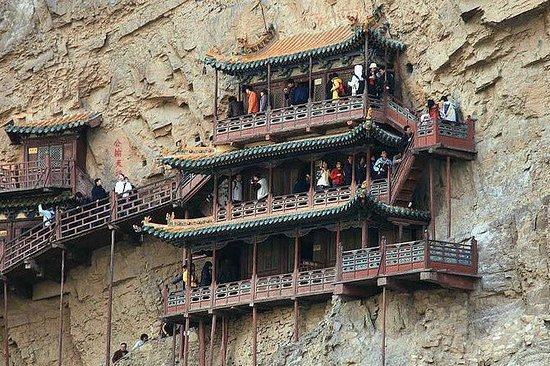 Datong Classic Private Day Tour with...