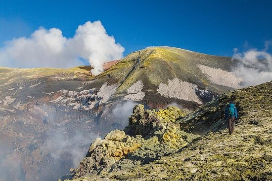 Etna Summit Trekking 3340m